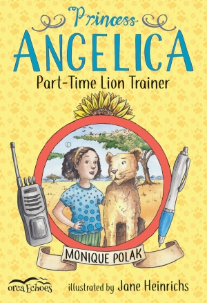 Cover zur kostenlosen eBook-Leseprobe von »Princess Angelica, Part-time Lion Trainer«