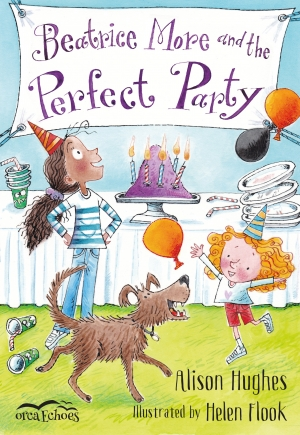 Cover zur kostenlosen eBook-Leseprobe von »Beatrice More and the Perfect Party«