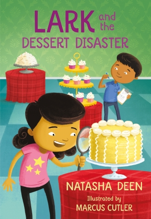 Cover zur kostenlosen eBook-Leseprobe von »Lark and the Dessert Disaster«