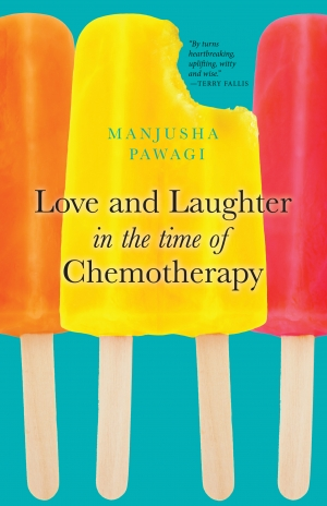 Cover zur kostenlosen eBook-Leseprobe von »Love and Laughter in the Time of Chemotherapy«