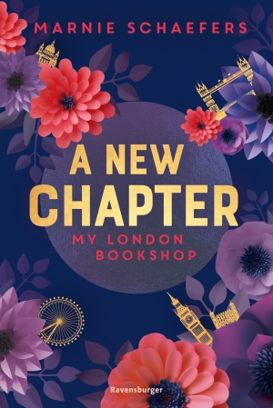 Cover zur kostenlosen eBook-Leseprobe von »A New Chapter. My London Bookshop - My-London-Series, Band 1«