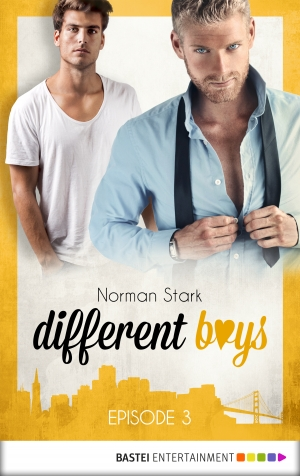 Cover zur kostenlosen eBook-Leseprobe von »different boys - Episode 3«