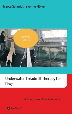 Cover zur kostenlosen eBook-Leseprobe von »Underwater Treadmill Therapy for Dogs«