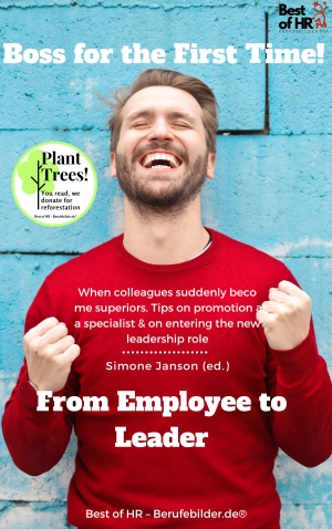 Cover zur kostenlosen eBook-Leseprobe von »Boss for the First Time! From Employee to Leader«