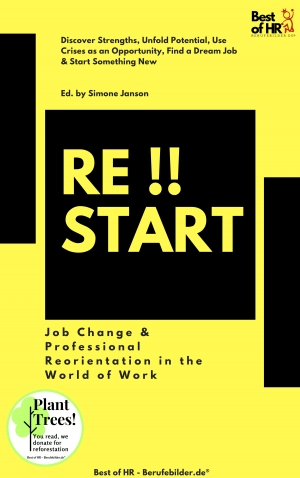Cover zur kostenlosen eBook-Leseprobe von »Restart!! Job Change & Professional Reorientation in the World of Work«
